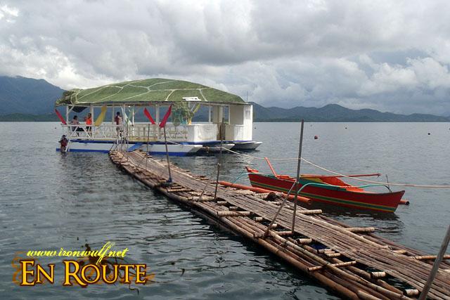 Pambato Reef Floating Platform
