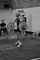 DSC_0147 (weightliftingnow) Tags: nikon lift squat clean weightlifting northern jerk snatch lifting nwl d90 bwla