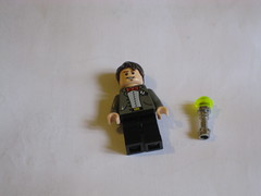 Eleventh Doctor (Traveller in the fourth and fifth dimensions) Tags: matt lego who smith 11 sonic doctor instructions screwdriver eleventh