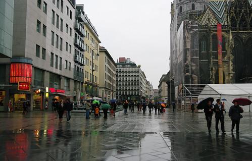 Calles de Viena Foto 2