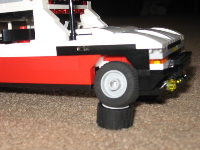 red white 4 wheels sierra tires chevy rod silverado gmc v8 2500 firebrigade lightbar playnice wedont