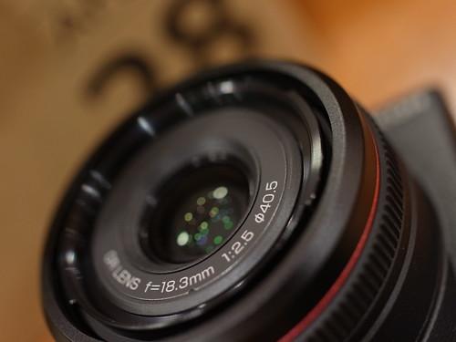 GR LENS A12 28mm F2.5