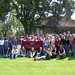 Students Group Photo at Orientation 2002