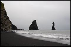 Reynisfjall 4 (Jen St. Louis) Tags: ocean beach water iceland sand rocks europe waves getty southiceland reynisfjall images nikond90 getty jenstlouis jenstlouisphotography wwwjenstlouisphotographycom jenstlouisphotographycom