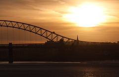 England - Cheshire - Widnes - Silver Jubilee Bridge - 28th October 2010 -46.jpg (Redstone Hill) Tags: england mersey widnes halton rivermersey silverjubileebridge runcornwidnesbridge