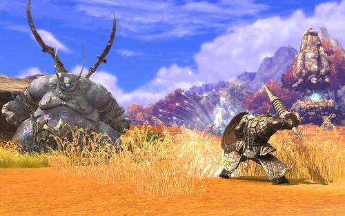 Screenshots of the Week: Lancer vs. Kumas