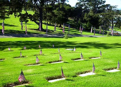 Veterans Santa Barbara Cemetery 4