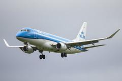 PH-EXN | KLM Cityhopper | Embraer ERJ-175STD (170-200) | CN 17000659 | Built 2017 | DUB/EIDW 16/06/2017 (Mick Planespotter) Tags: aircraft airport dublinairport collinstown 2017 nik sharpenerpro3 phexn klm cityhopper embraer erj175std 170200 17000659 dub eidw 16062017