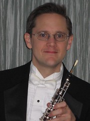 Terry Orcutt, oboe