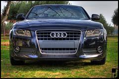 Audi A5 multichrome (Roidos Dimitris) Tags: 2 bw color tdi greek diesel map greece 20 audi a5 tone hdr selective mapped xanthi roidimitris