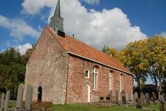 kerk vanaf de zuid-west kant
