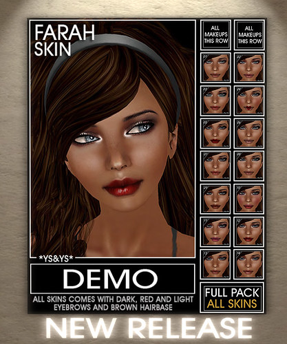 *YS&YS* New skin - Farah