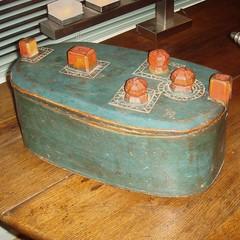 Antique Finnish safe-box!