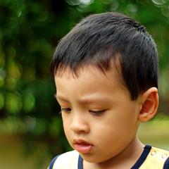 DSC_0011 (ahmadzamri) Tags: kids photoshop toddlers softbox tone asianboy cuteface 50mmf18 malaysianboy c