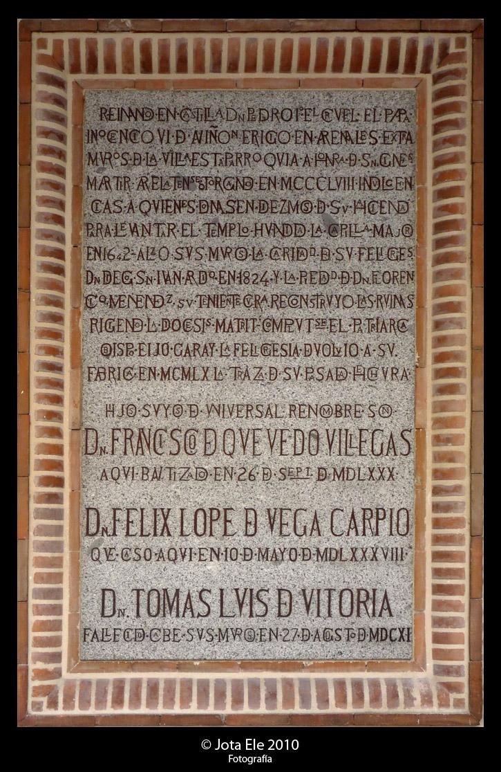 Iglesia de San Ginés III