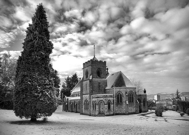 St.Finnian's Church, Cregagh, Belfast