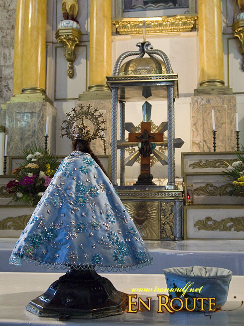 Image of Our Lady of Caysasay