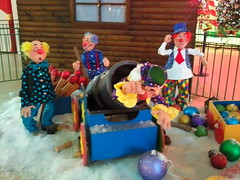 Clowns with Cannon