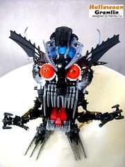 Halloween Gremlin8 (H's Corner) Tags: halloween horror gremlin bionicle moc