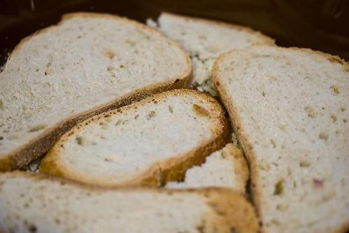 bread layer