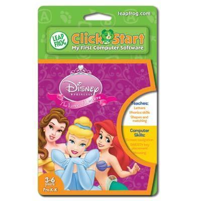 ClickStart Disney Princess by seolatest