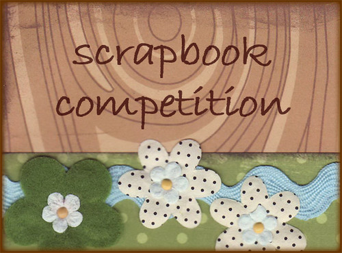Scrapbook competition