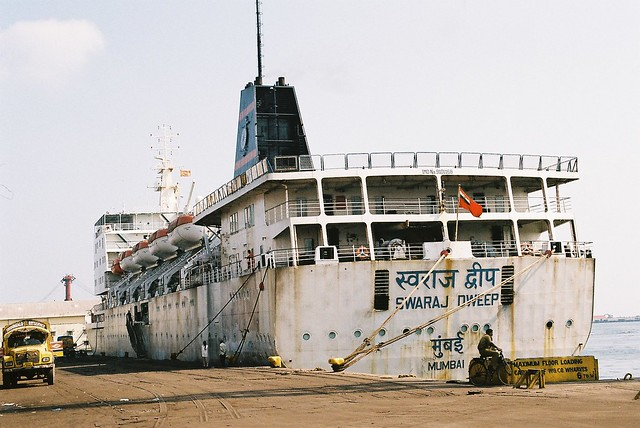 MV Swarajdeep - marine vessel for Andaman Nicobar Islands