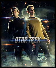 Star Trek (netmen!) Tags: chris pine trek star jj spock zachary abrams kirk blend quinto netmen