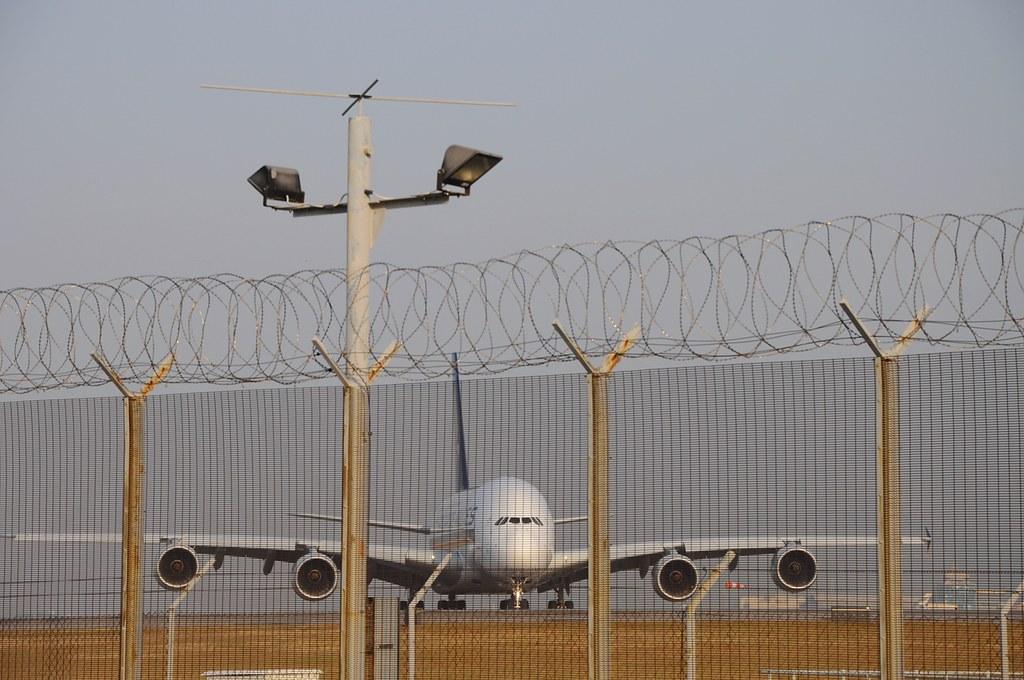 香港国际机场の跑道尾篇