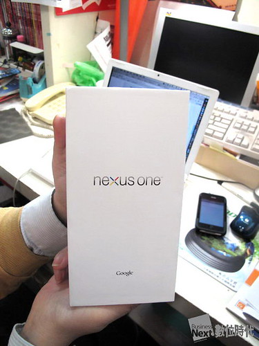 google nexus one_01_數位時代_賀大新攝