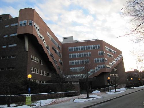 Campus MIT Este Baker House - ALVAR AALTO 1948