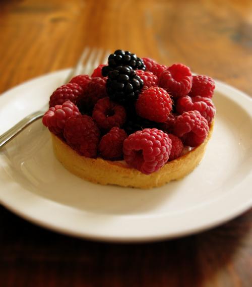 Tartine - Raspberry Tart