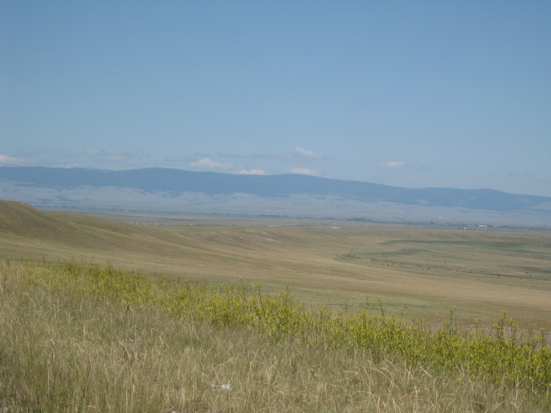 Landscape with Mts