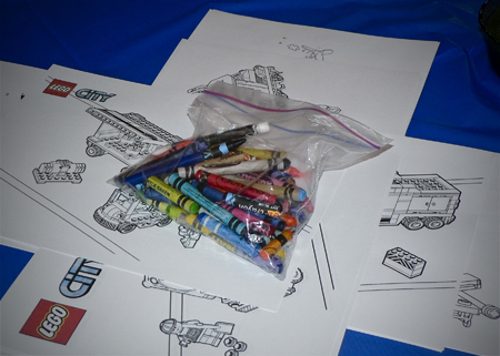 lego coloring pages birthday