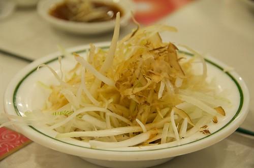 淞園飯館 涼拌洋蔥