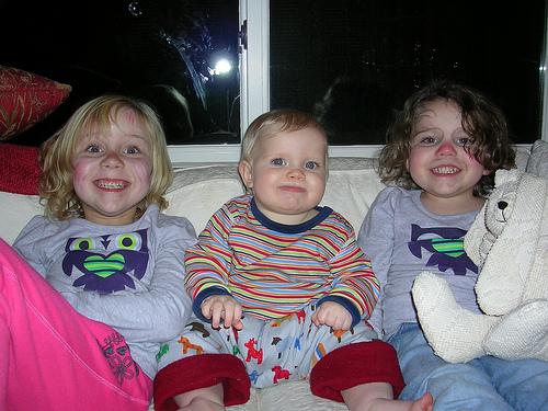 cousins - photo by auntie m.