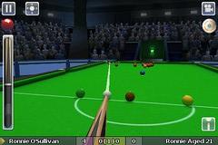 snookerのゲーム