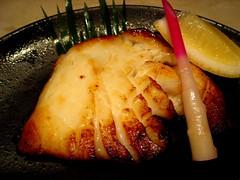 miso butterfish (demightyshiva) Tags: japanese bangkok banyantree taihei