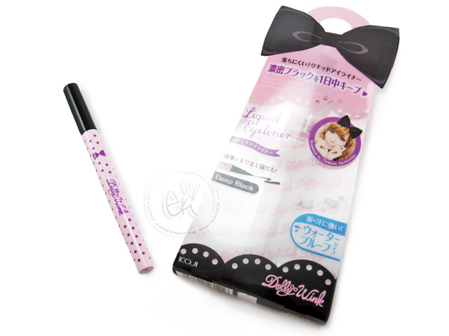 Doll wink liquid eyeliner