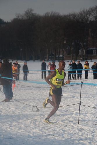 Mo Farah Running