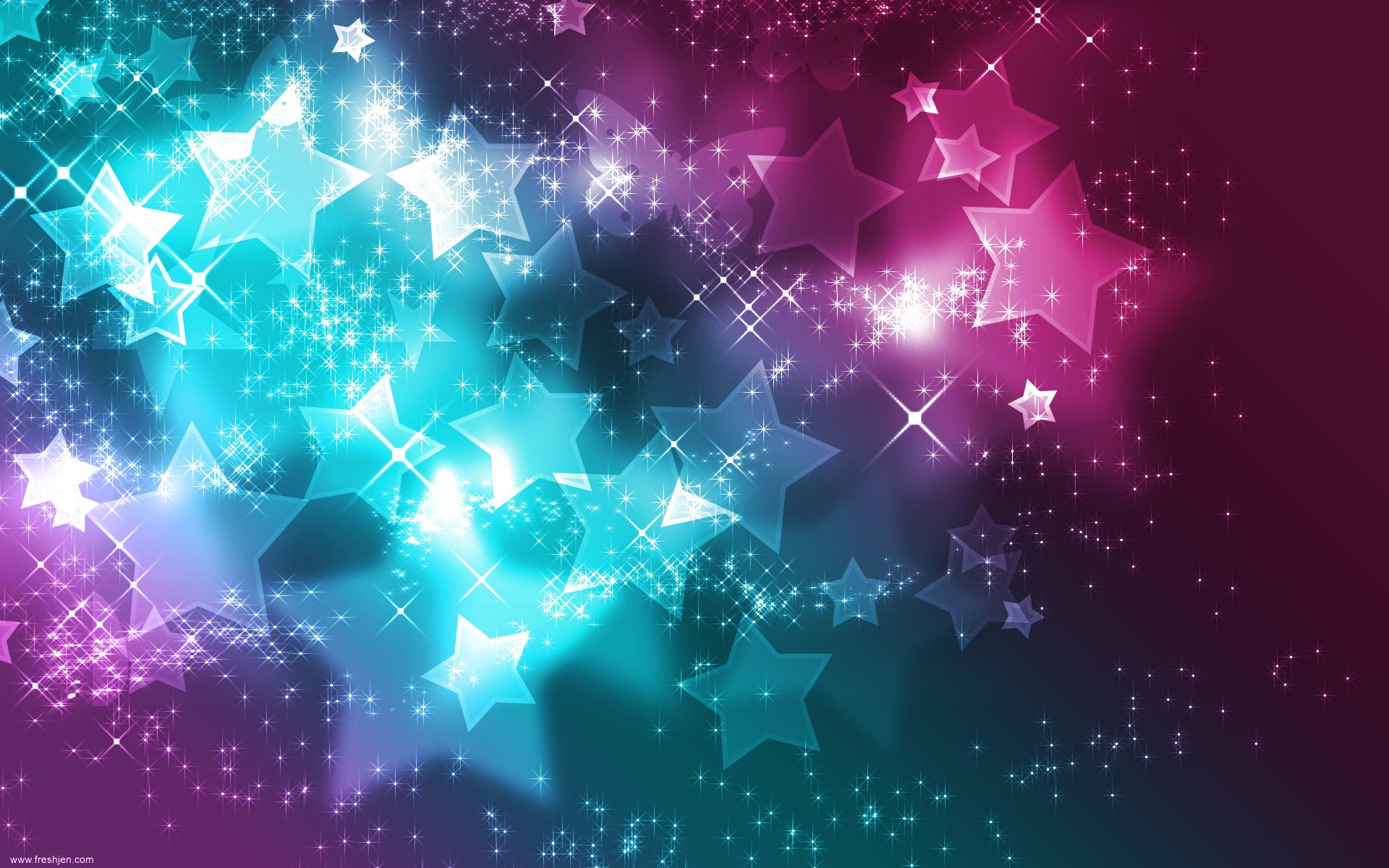 Sparkly Stars