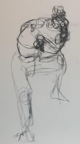 Figure Sketch 23/1/10 #2