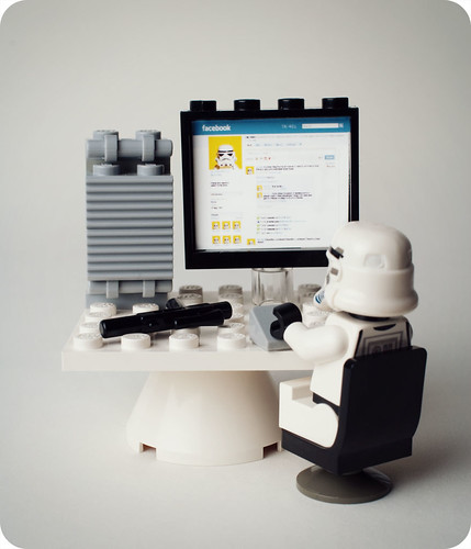 Lego Facebook Profile