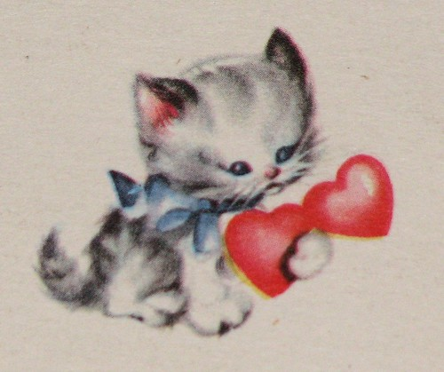 Vintage Valentine's Day Card 017