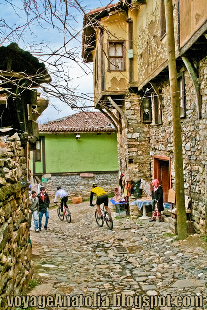 Old Village Street by voyageAnatolia.blogspot.com