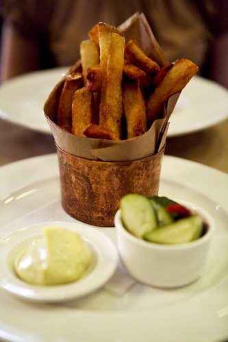 Thrice Fried Chips
