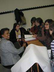 Workshop mit IFLA Präsidentin Ellen Tise