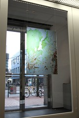 "2009 Solo exhibition ""mius"""