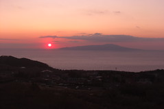 Sunrise in Izu 1