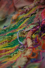 Detail (katherinepeever) Tags: textiles